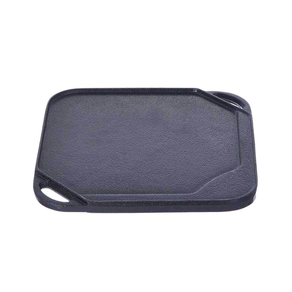 Conjunto Gourmet com panela de Ferro Fundido Bifeteira Pimenteiro e Cutelo  - Sua Casa Gourmet e Cia