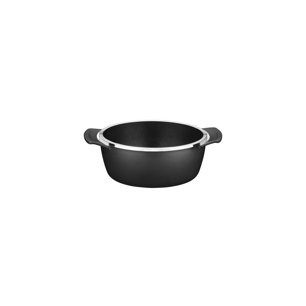 Jogo Panela Mini Cocotte 10cm e Caçarola Quadrada 28cm Tramontina  - Sua Casa Gourmet e Cia