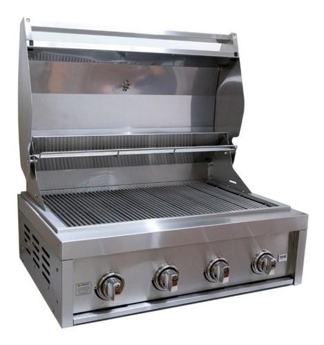 Kit Área Gourmet Churrasqueira a Gás Grill Chef Pro K6  - Sua Casa Gourmet e Cia