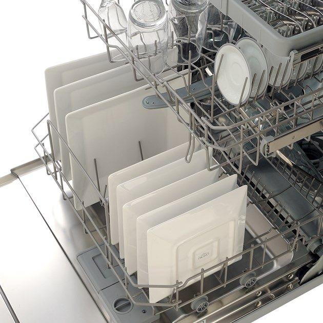Lava-Louças de Embutir Elettromec Eletrônica 14 Serviços Inox Com Revestimento 60cm 220V
