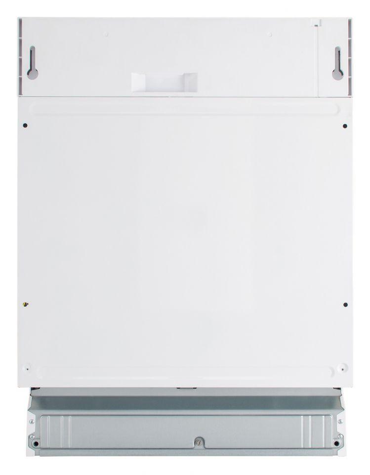 Lava-Louças de Embutir Elettromec Eletrônica 14 Serviços Inox Sem Revestimento 60cm 220V