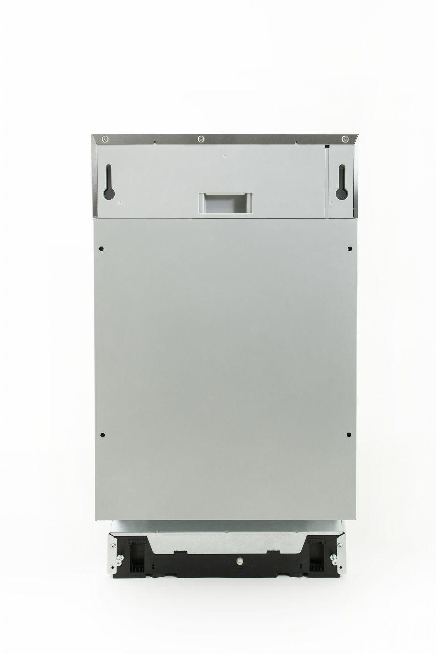Lava-Louças de Embutir Elettromec Eletrônica 9 Serviços Inox 45cm 220V