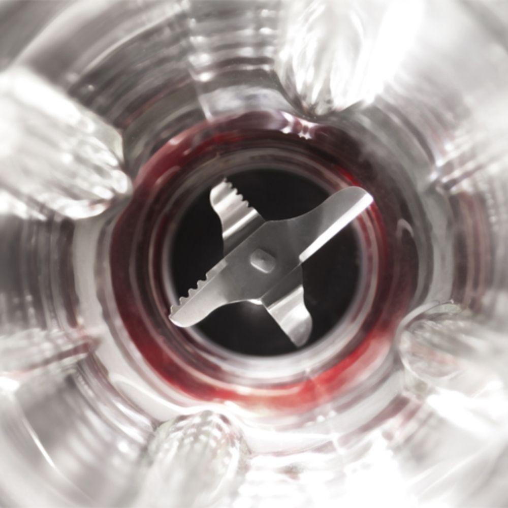 Liquidificador Blender Eletricity Vermelho  - Sua Casa Gourmet e Cia