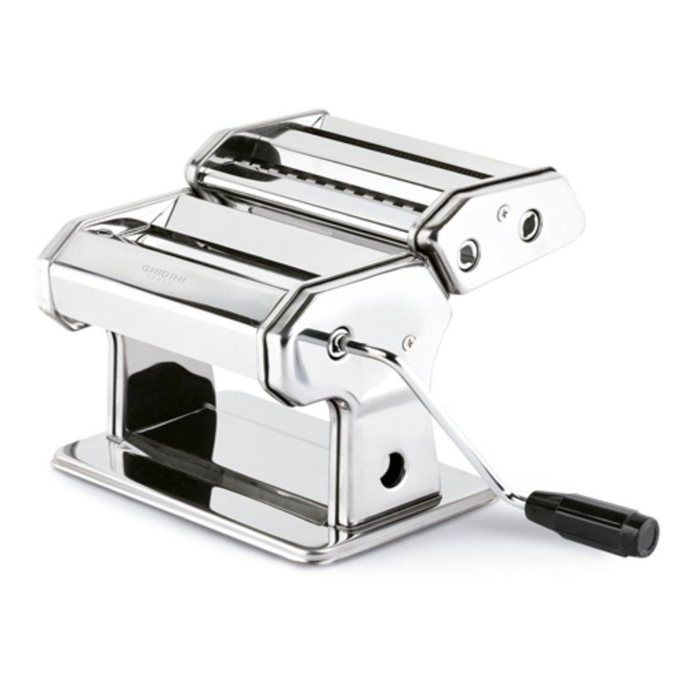 Máquina Para Macarrão e Massas Frescas Caseiras Acea 15cm Ghidini  - Sua Casa Gourmet e Cia