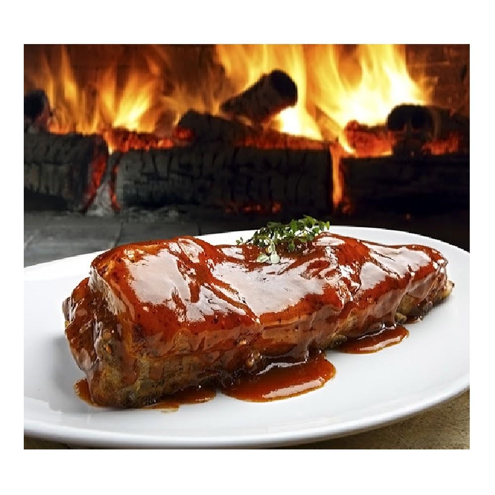 Molho Barbecue Whiskey 315g - Brutus  - Sua Casa Gourmet e Cia