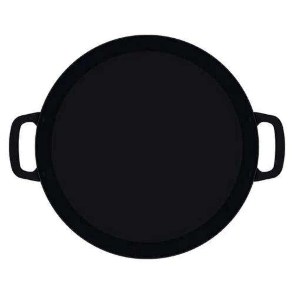 Paellera Tramontina Profissional em Ferro 38 cm 5,1 L  - Sua Casa Gourmet e Cia