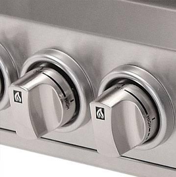 Churrasqueira a Gas Evol Verona 100% Inox 304 - 3 Queimadores