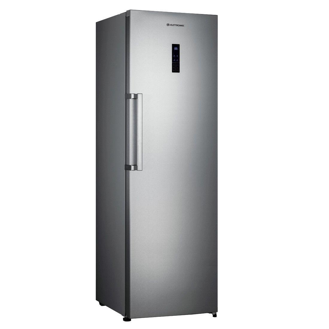 Refrigerador Elettromec Duo 360 Litros Titanium 220V