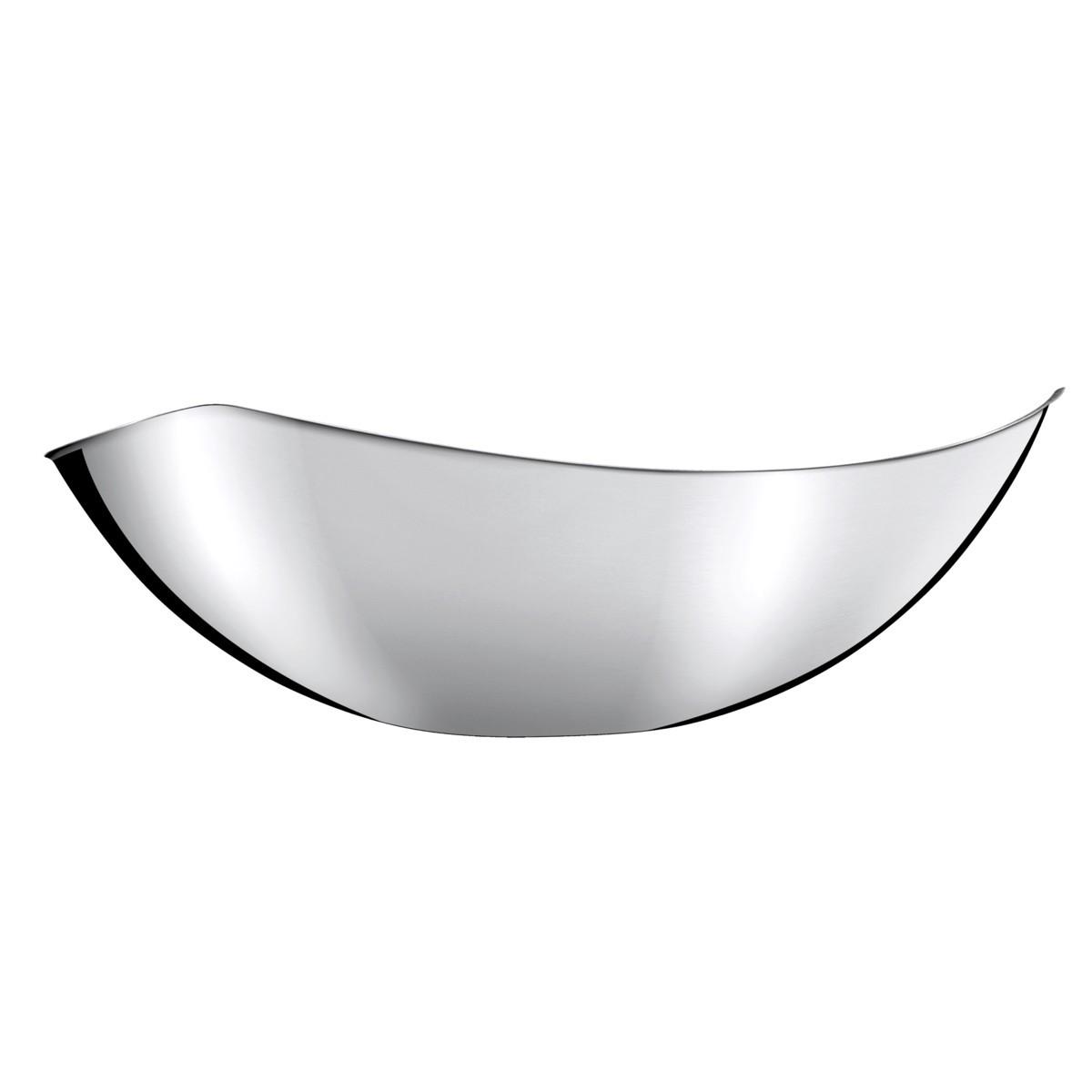 Saladeira Tramontina em Aço Inox Design Três Pontas 1,6 L  - Sua Casa Gourmet e Cia