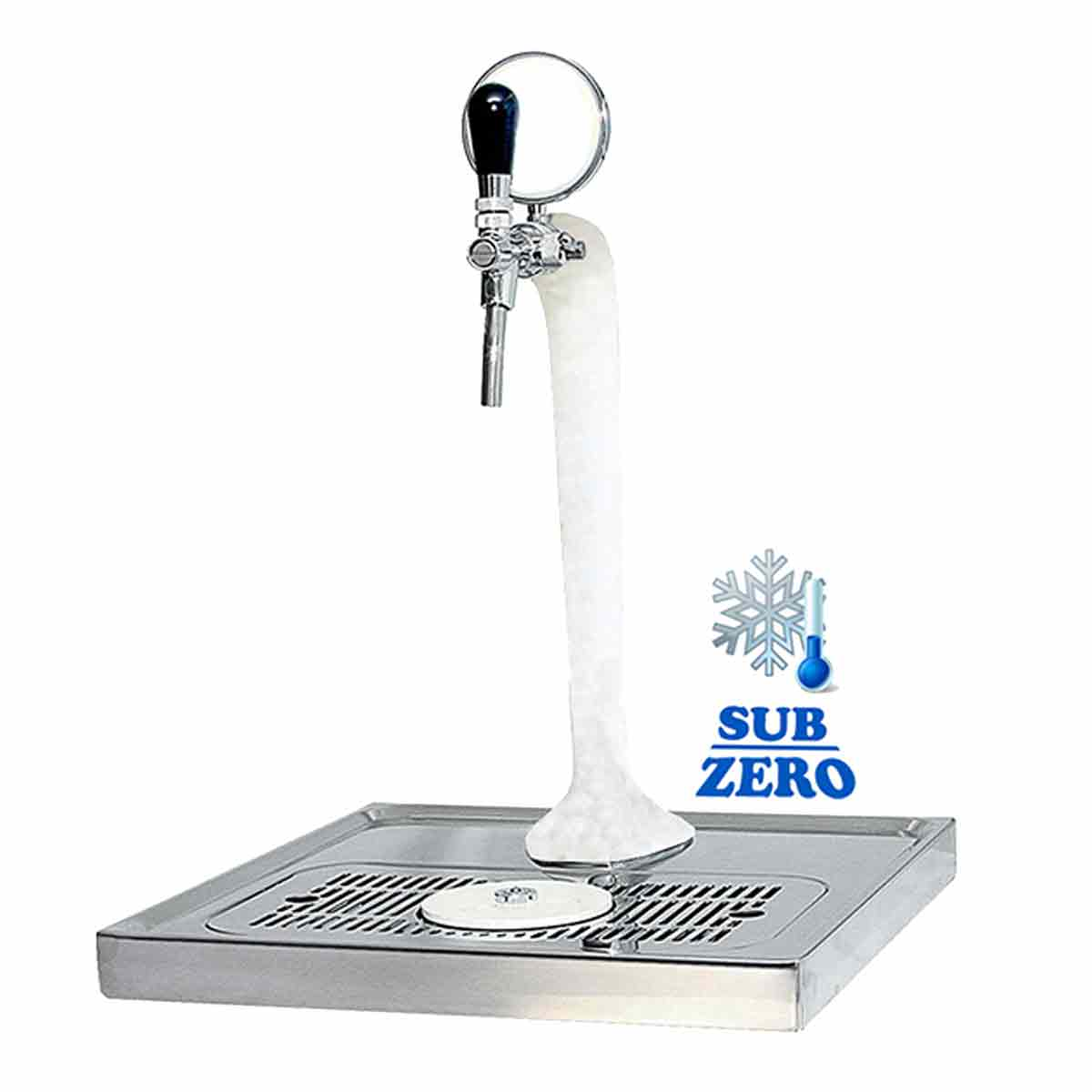 Chopeira Naja 1 Via Premium Sub-Zero - Torre Congelada