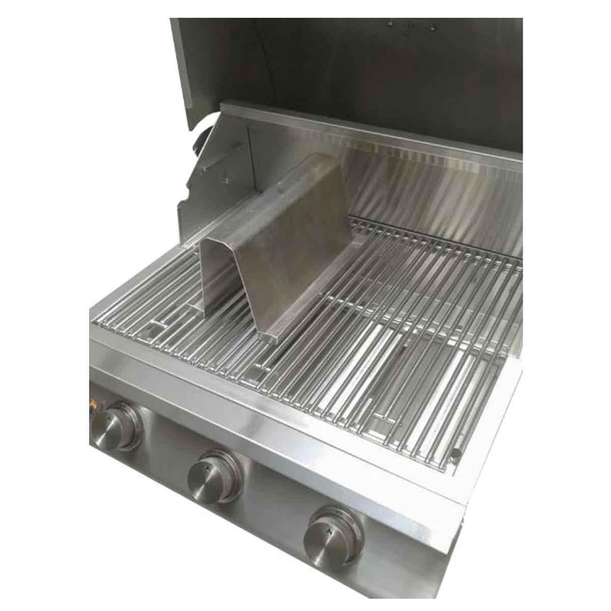 Chapa Bacon Grilling Crispy Inox 304  - Sua Casa Gourmet e Cia