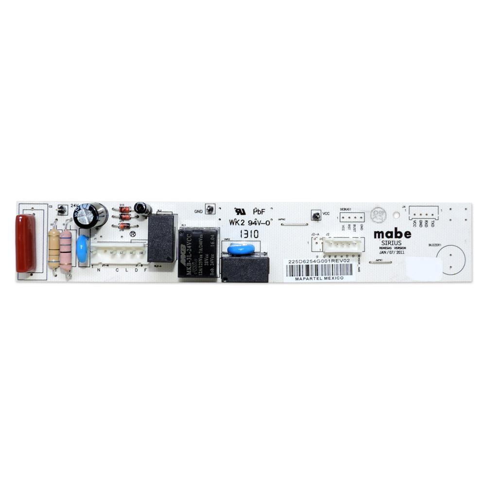 Placa De Potência Refrigerador Ge Continental 225D6254G001