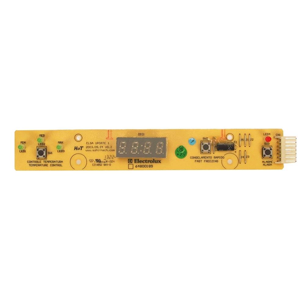 Placa Interface Refrigerador Electrolux Df38 Df45X Dfw45