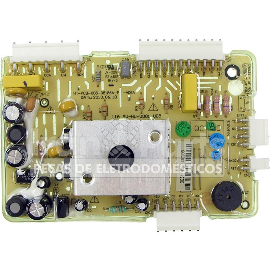Placa Eletrônica Lavadora Electrolux Ltc12 - 70200647