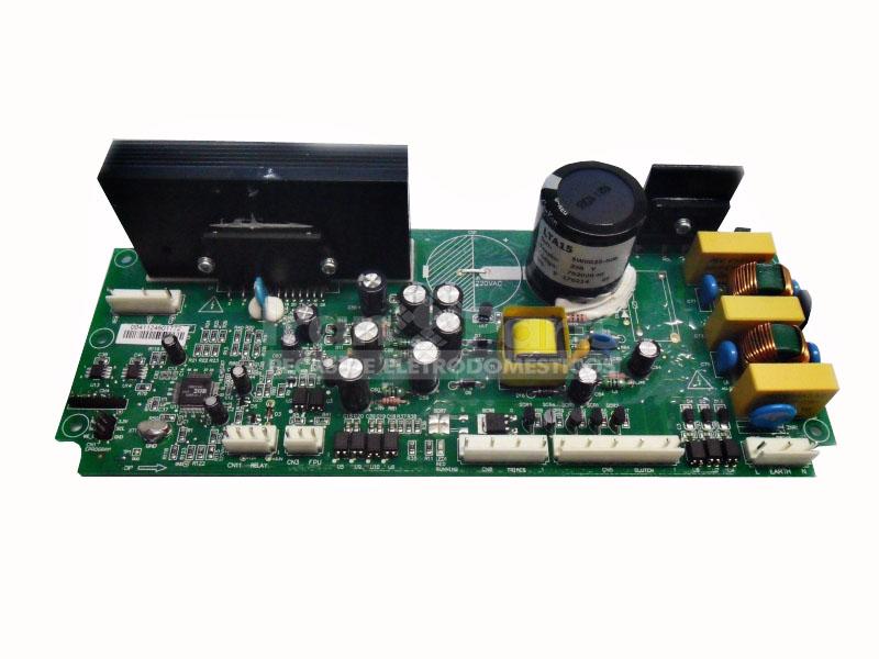Placa De Controle 127V Lavadora Electrolux Lta15