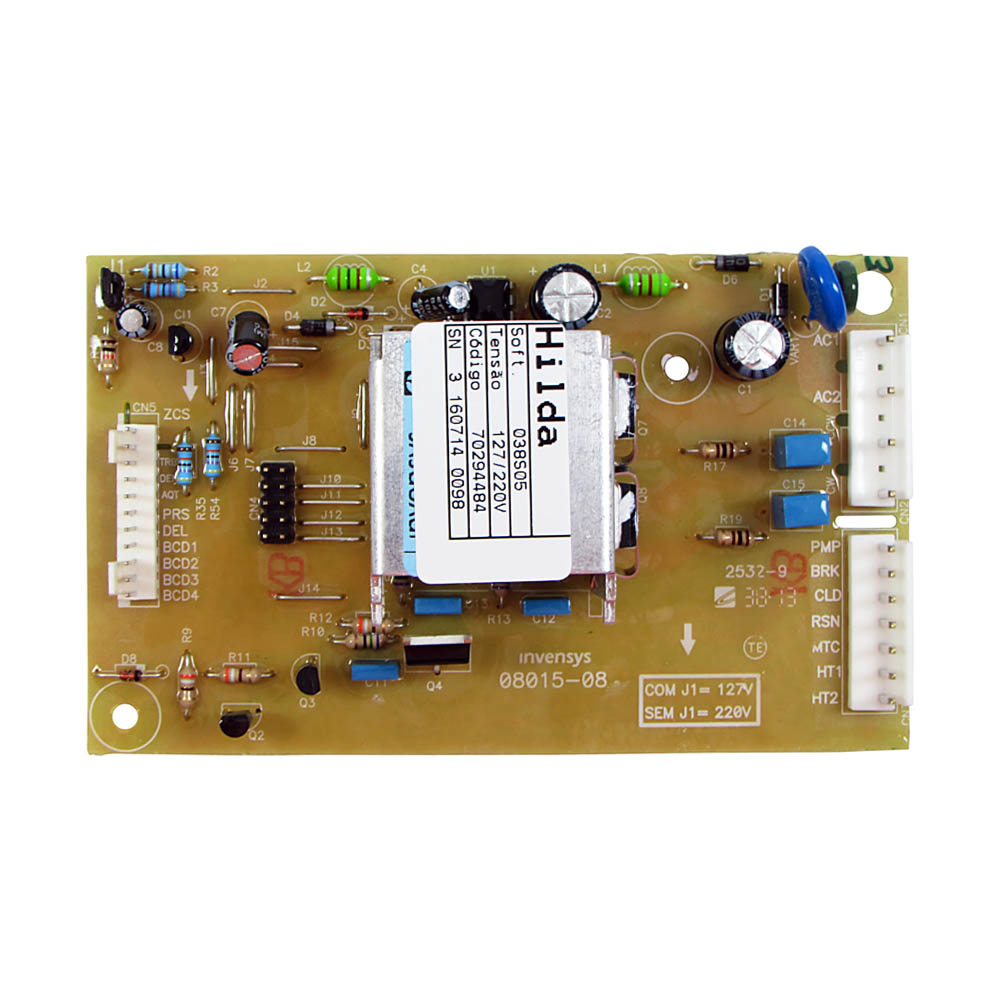 Placa Eletrônica Electrolux Lt60 - 70294484