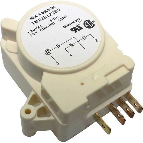 Timer Refrigerador E Freezer Vertical Electrolux 64484483