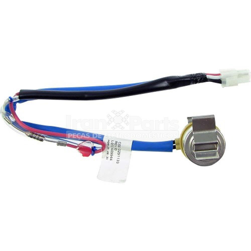 Bimetal Refrigerador Electrolux Df36 70291133