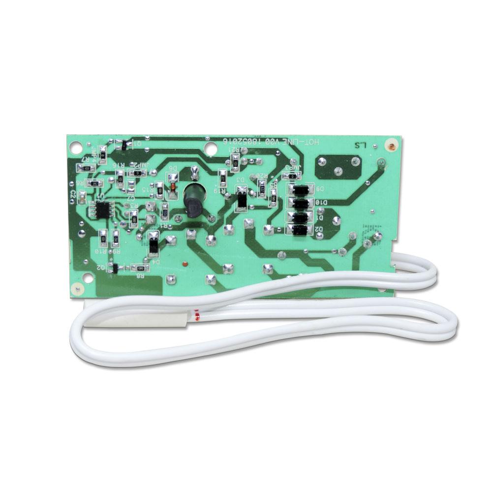 Placa Hot Line Refrigerador Rfct370 Rfge39 - 200D9607G016