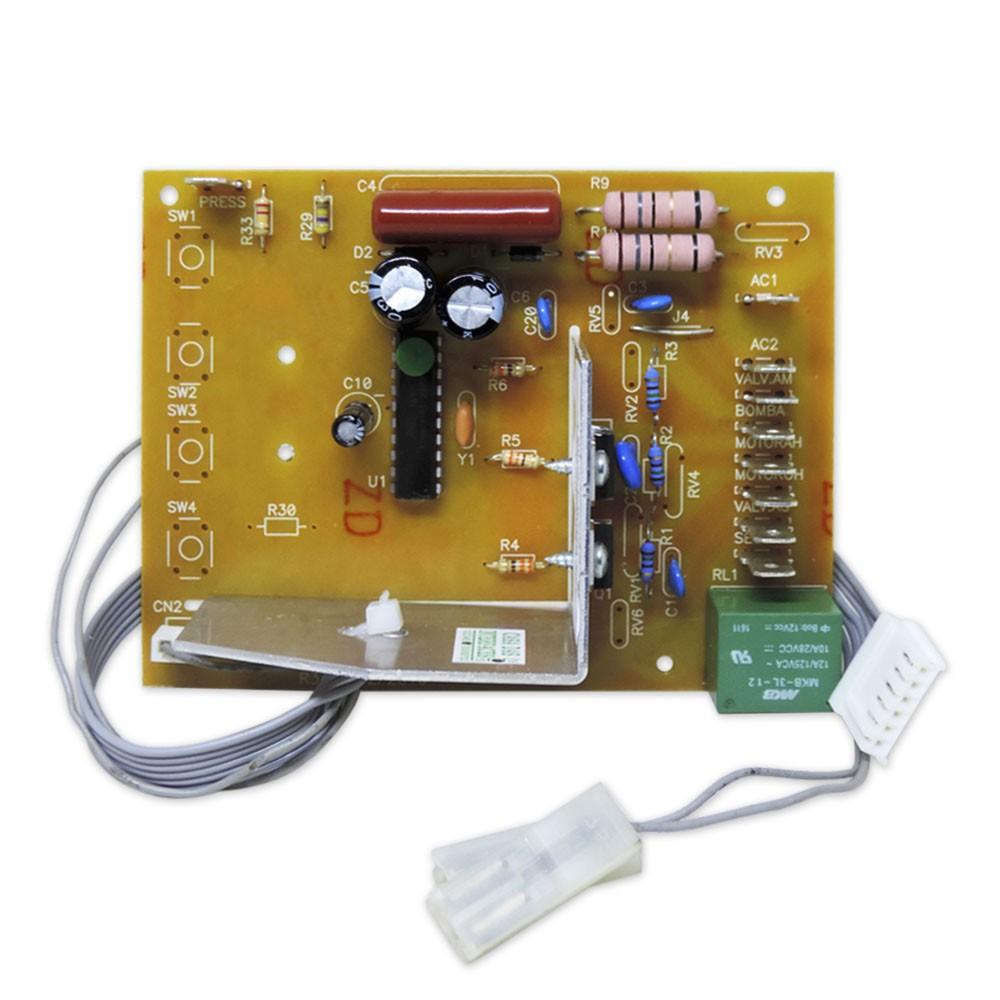 Placa Eletrônica Lavadora 127V Ge 189D5001G015