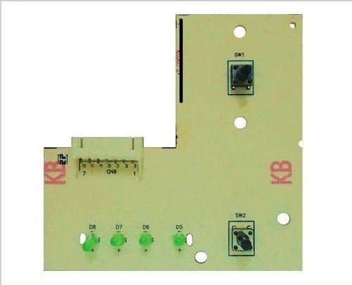 Placa Interface Electrolux Lte09 Similar - 64500189P