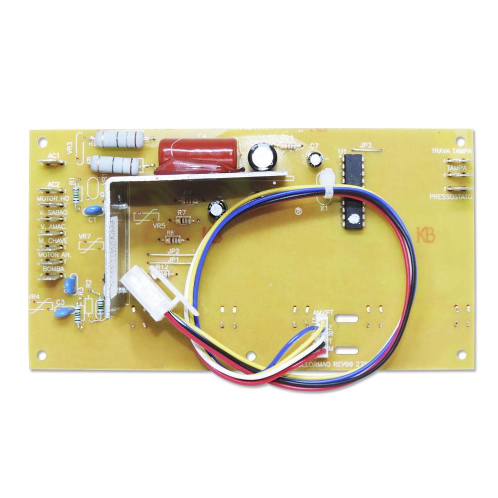 Placa Eletrônica Lavadora Colormaq 127V Lca 11Kg
