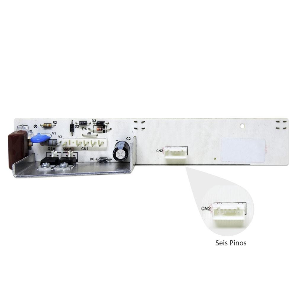 Placa Refrigerador Bosch Kdn 42 43 46 47 48 127v 641709