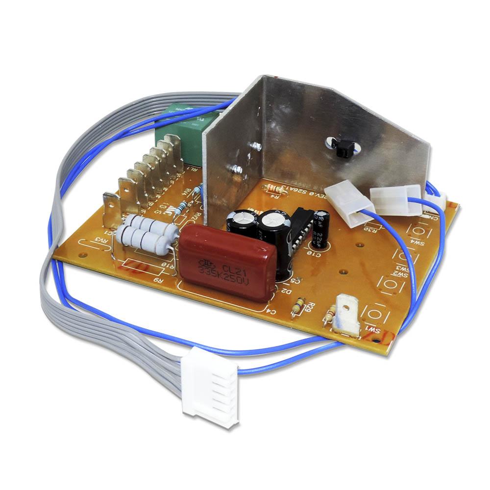 Placa Eletrônica Lavadora Mabe 127V - 189D5001G011