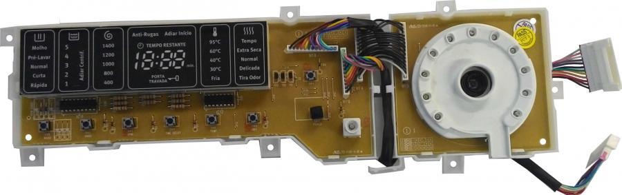 Placa Interface Lava Seca Electrolux Lse09 - Prpsswl076