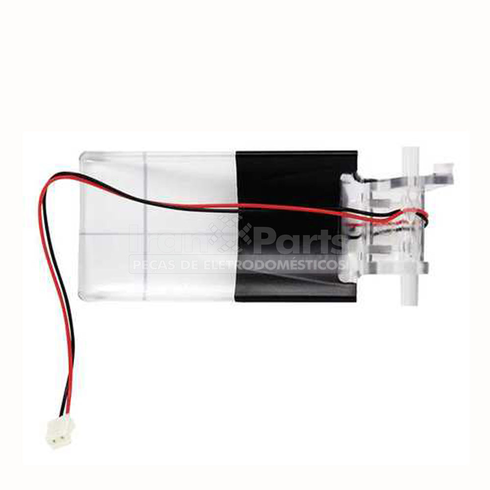 Atuador Preto Do Dispenser Side By Side Electrolux 41685703