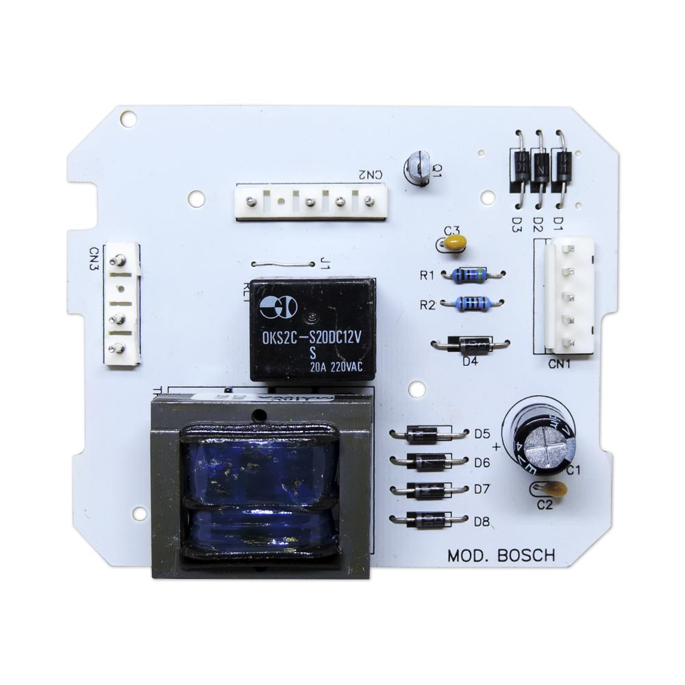Placa De Potencia Refrigerador Bosch Rb43 Rb46