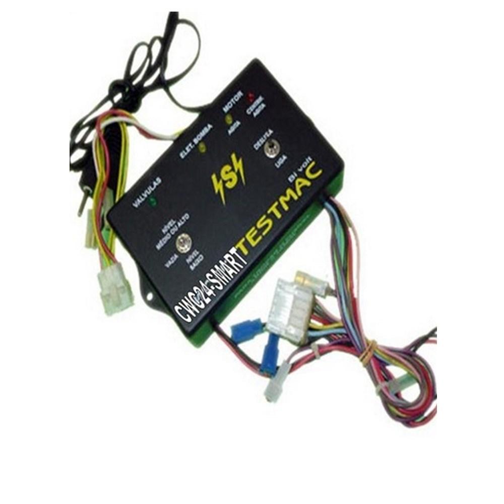 Teste Placa Eletronica Compatível Consul 7Kg - Cwc24 & Smart