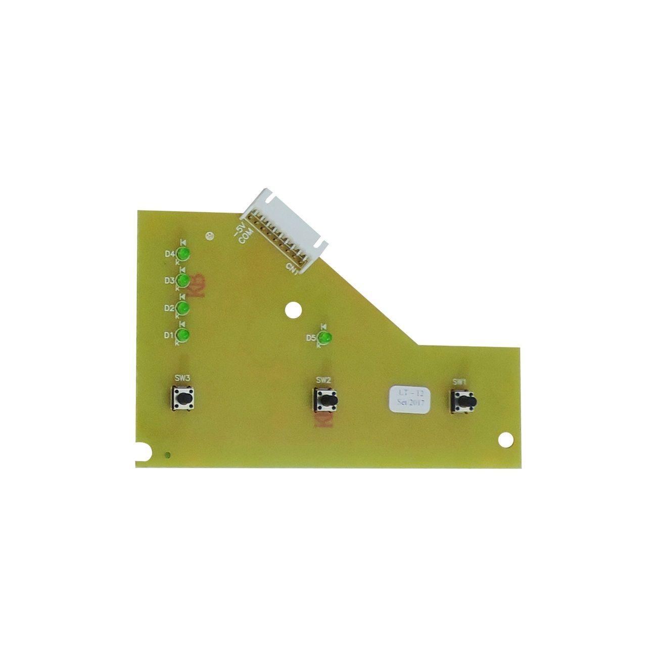Placa Interface Compatível Lavadora Electrolux Lte12 64800634 CDI