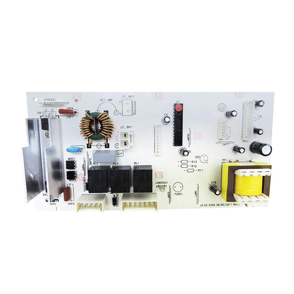 Placa Potência 127V Lavadora Ge 15Kg 15.1Kg 189D5296G001