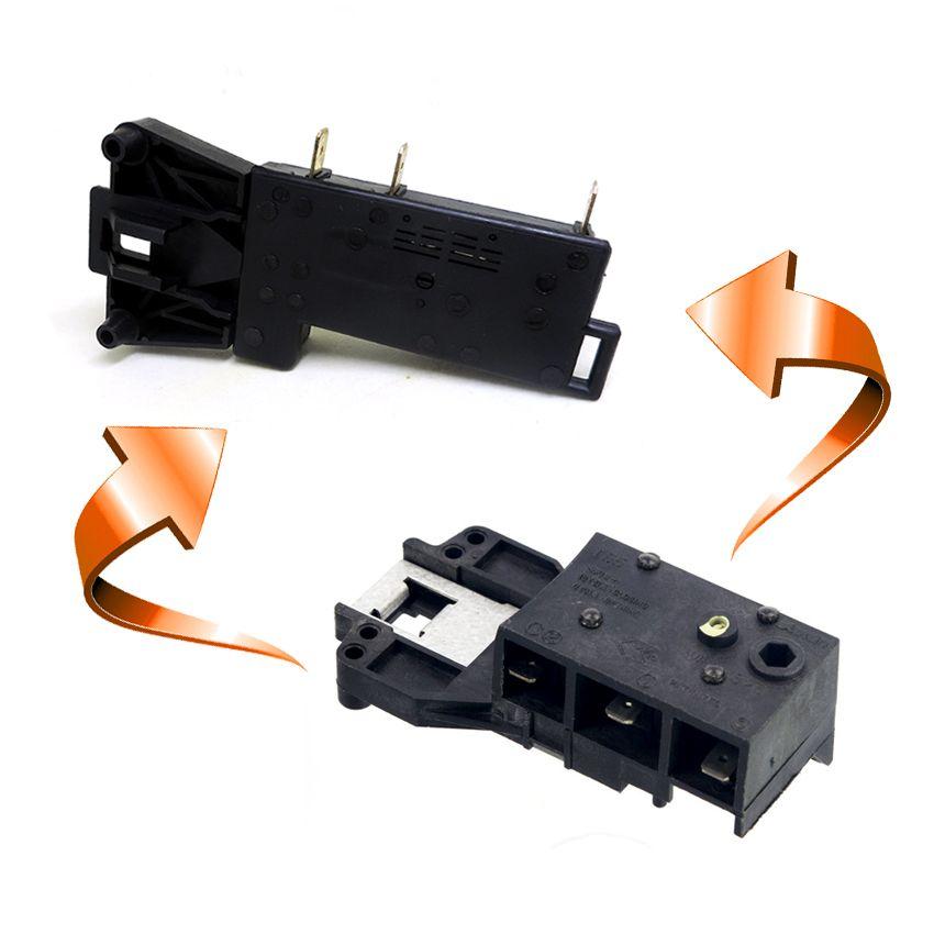 Trava Da Porta Lavadora Electrolux Le05 Le750 Ltr08 - 06440017