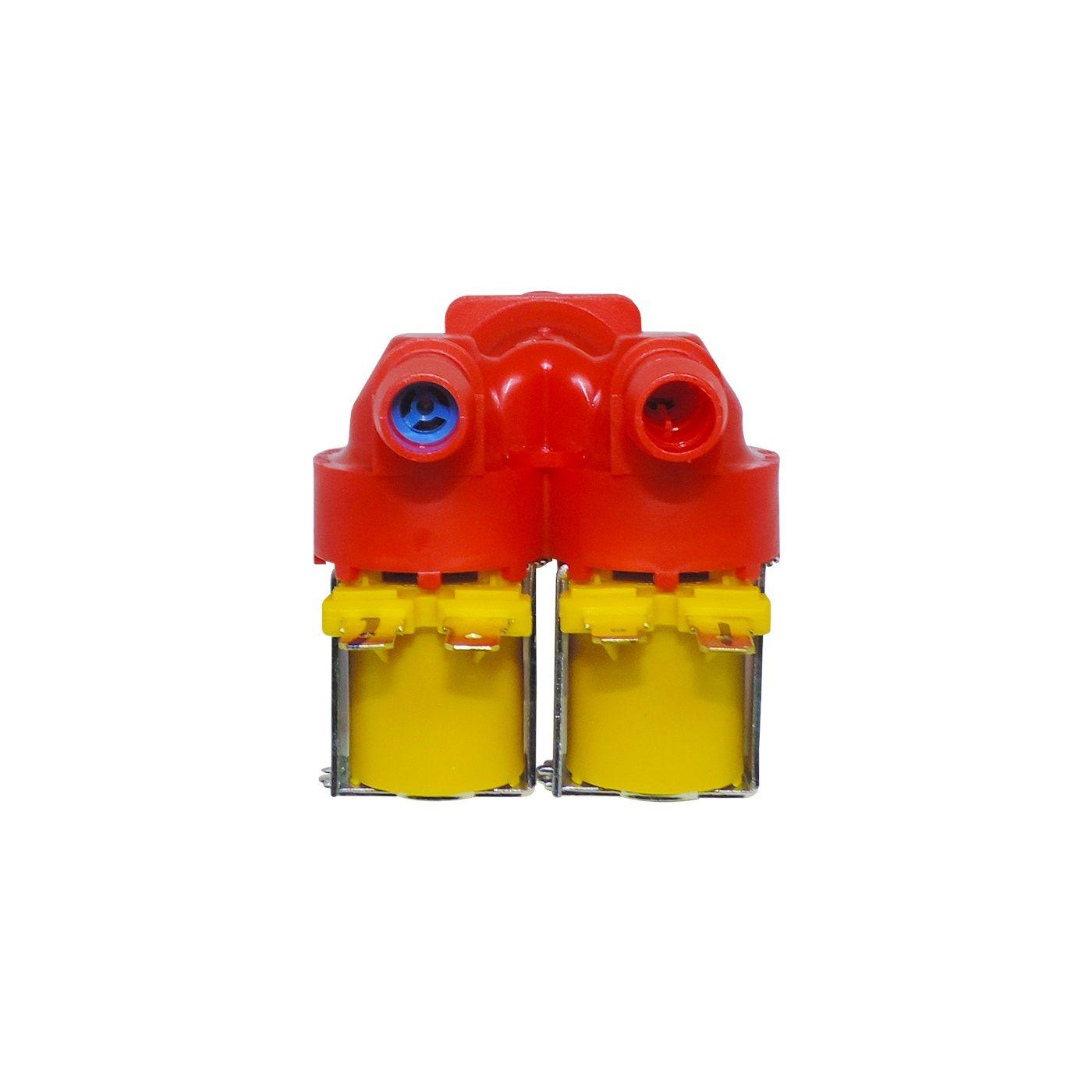 Válvula Lavadora Electrolux Lf10 Lf75 Lt12 Lte12 64287476