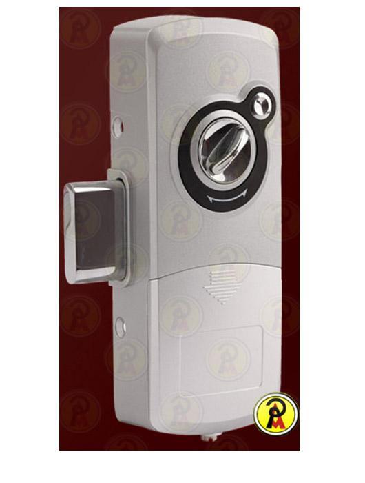 Fechadura Digital Milre 4700 p/ Porta de Madeira s/Controle