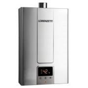 Aquecedor de Água a Gás LZ 1600DE-I Digital Lorenzetti - GN (Gás Natural)
