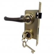 Fech. Pado 4731/320 Interna Bronze/Dourado
