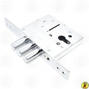 Fechadura de Alta Segurança R80 sem Cilindro RB Locks
