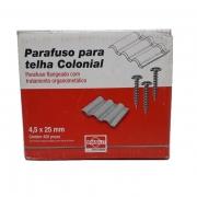 Kit Fixação Brasilit P/ Telha Colonial 400 Pç's