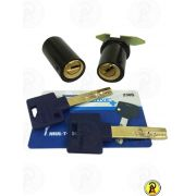 Kit Adaptador para Fechadura HDL C90 Mul-T-Lock