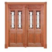 Portal de Entrada Duplo de Abrir 2 Folhas Duquesa 215 Casmavi