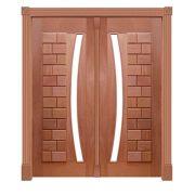 Portal Entrada Maciça Pivotante 390