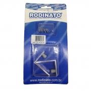 Roldana Guia - Rodinato 194 9mm C/CH Parede (2PÇ)