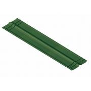 Telha Cumeeira Ecológica Onduline Verde 0,48X2,00m