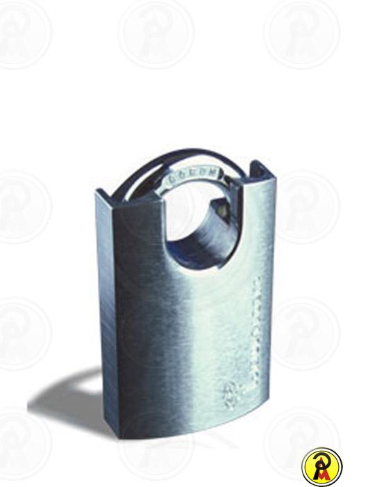 Cadeado de Alta Segurança com Protetor G47P Mul-T-Lock