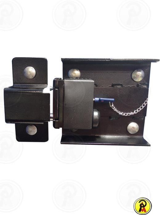 Portinhola de Alta Segurança para Portas de Aço Mul-T-Lock