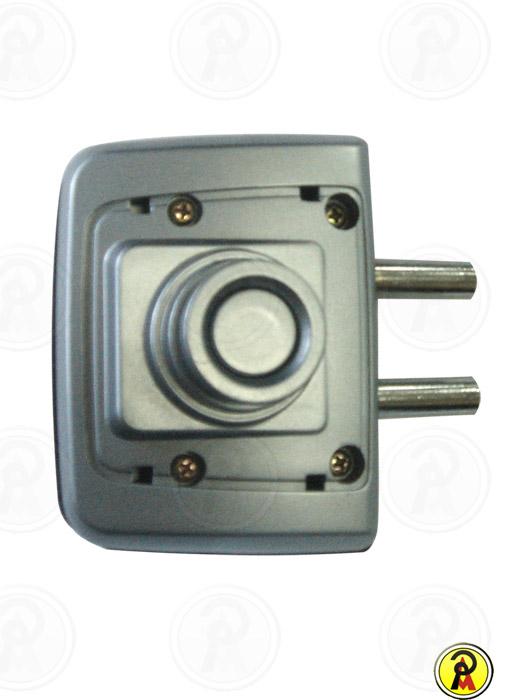 Fechadura de Alta Segurança Vidro / Alvenaria GL100S Mul-T-Lock