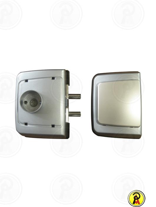 Fechadura de Alta Segurança Vidro / Vidro GL100D Mul-T-Lock